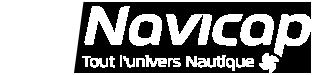 Navicap – Tout l'univers Nautique au Cap d'Agde Logo