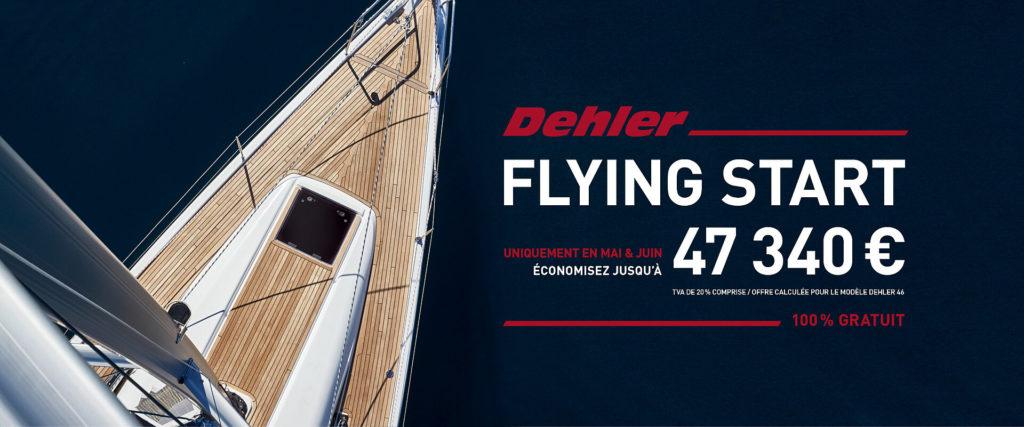 Hanse Dehler Moody Voilier Neuf Occasion Offre Flying Strat Cap d'Agde Sète